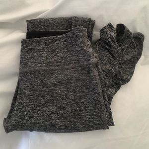 Beyond Yoga  |  ruched leggings